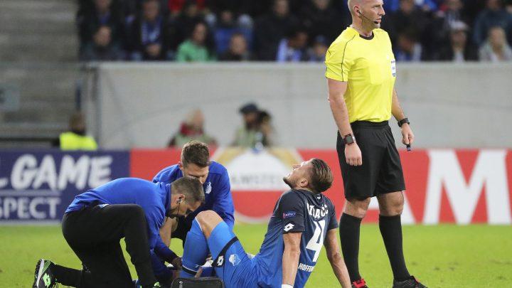 Problemi za Baždarevića: Povrijedio se Bičakčić