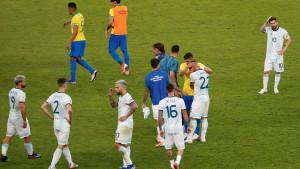 Predsjednik Fudbalskog saveza Argentine uputio pismo CONMEBOL-u zbog utakmice sa Brazilom