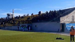 Igrači Željezničara stali pred navijače