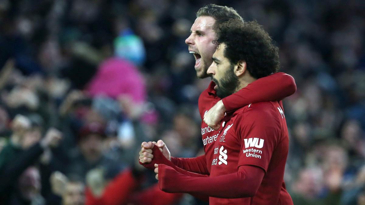 Miriše na titulu: Salah odveo Liverpool na plus sedam