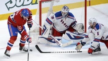 Ljepotica Islandersa i Starsa, Canadiensi sigurni