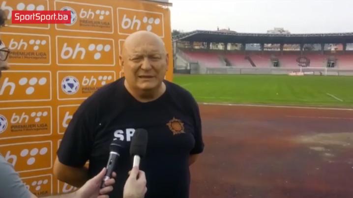 Petrović: Vidi se da nam niko ništa ne poklanja