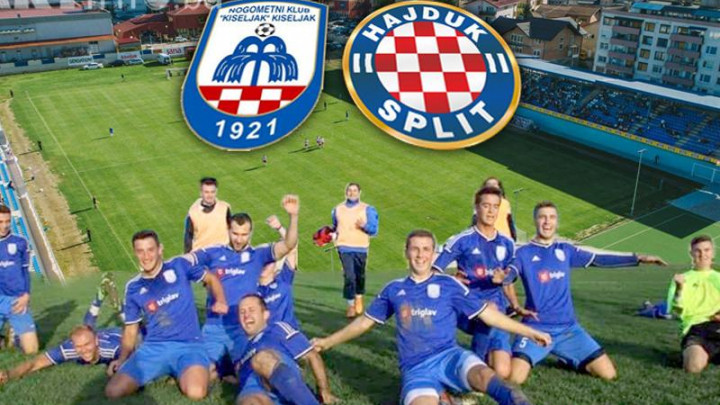 Hajduk dolazi u Kiseljak
