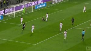 Gol Jovića komotno ulazi u konkurenciju za najljepši u sezoni
