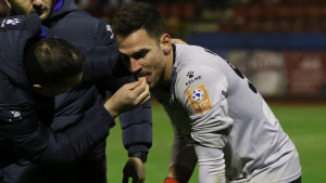 Protiv Kukrike Borac pokrenuo disciplinski postupak: 'Prekršio je čak četiri klupska pravila'