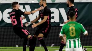 VAR uništio Betis protiv Reala: Ramos majstorijom donio trijumf Kraljevima