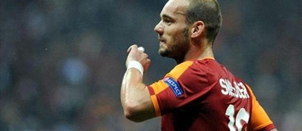 Hat-trick Sneijdera, trijumf Galate, debi Hajrovića