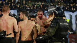 Žestoka kazna za Partizan zbog nereda na vječitom derbiju