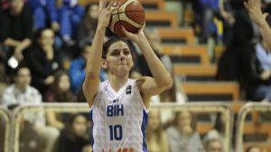 Briljirala protiv Islanda: Marica Gajić u timu kola