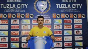 Terzić i zvanično novi član Tuzla Cityja