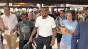 Kevin-Prince Boateng stigao na potpis ugovora