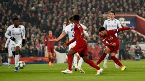 Liverpool u izmijenjenom sastavu slavio protiv Genka, Napoli osvojio samo bod protiv Salzburga