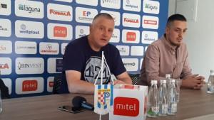 """Ivković nakon poraza u Posušju: """"Jednostavno danas nismo došli na utakmicu"""""""