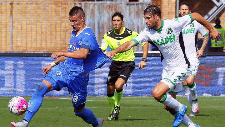 Empoli minimalno savladao Sassuolo, Krunić debitovao