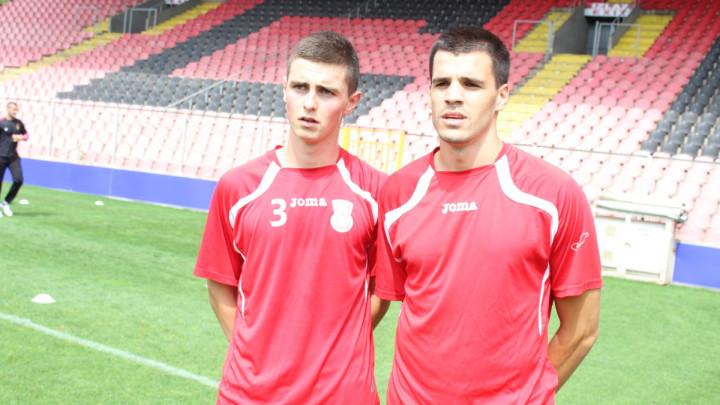 Vrhovac i Miletić odradili trening na Bilinom polju