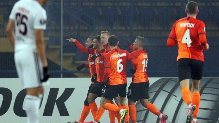 Shakhtar slavio u Wolfsburgu, meč obilježila dva promašena penala