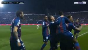 Levante stigao do zasluženog izjednačenja protiv Reala