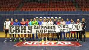 Borac sutra dočekuje Bosnu: Nema veze što je plus četiri...