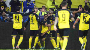 Spektakularna utakmica u Dortmundu, Lyon rutinski s Benficom