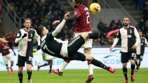 Spektakl može krenuti: Fudbal u Italiju se vraća narednog petka i to kakvom utakmicom!