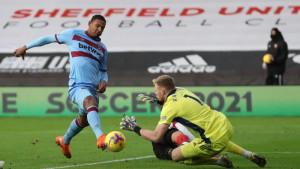 Haller pogodio za pobjedu West Hama na gostovanju kod Sheffield Uniteda