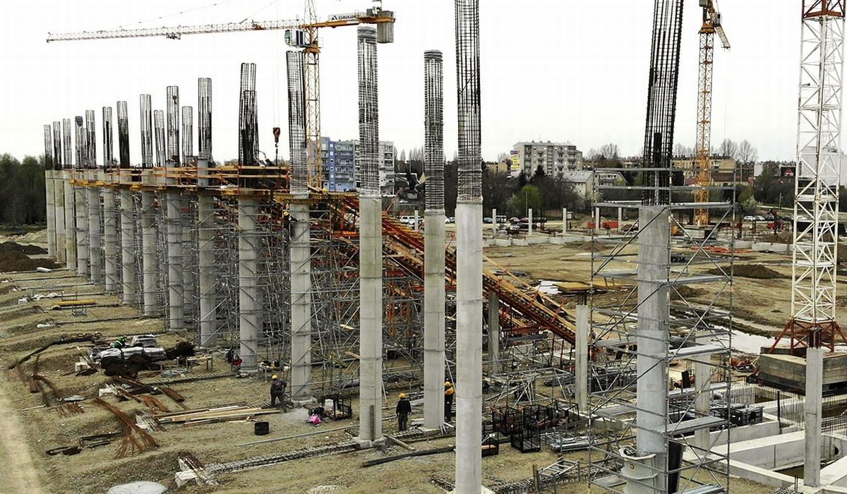 U komšiluku se bez obzira na koronavirus nastavlja graditi moderni stadion kapaciteta 12.000 mjesta