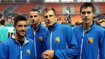 Davis Cup: BiH Holandiju dočekuje u Zenici