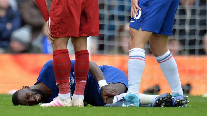 Peh za Chelsea: Rudiger 'out' do kraja sezone
