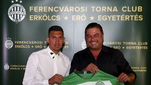 Još jedan milionski transfer iz HNL: Myrto Uzuni potpisao za Ferencvaroš