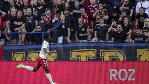 Užasne scene u Pragu: Sudija Oliver zaprijetio da će prekinuti meč Sparta - Monaco