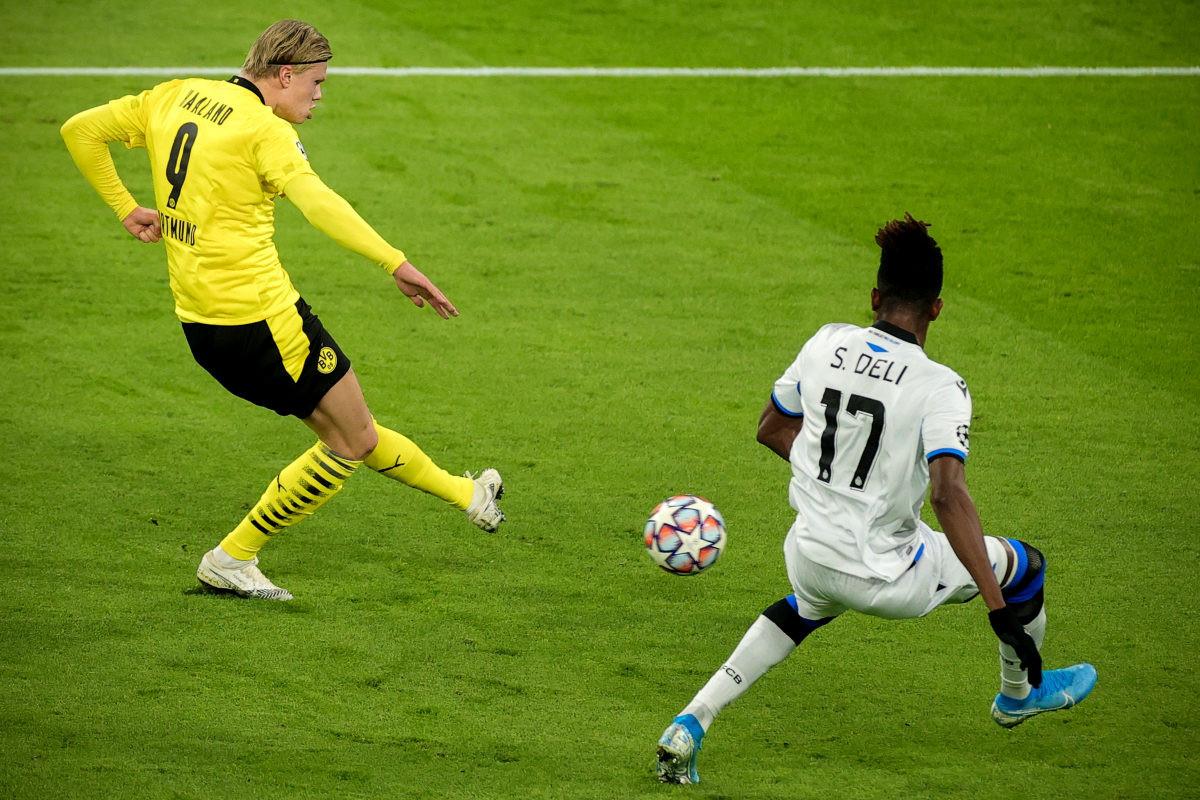 Nijedan igrač prije Haalanda nije uspio tako brzo postići 15 golova u Ligi prvaka