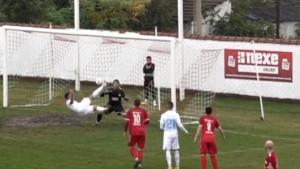 Pogledajte spektakularan gol škaricama Luke Menala