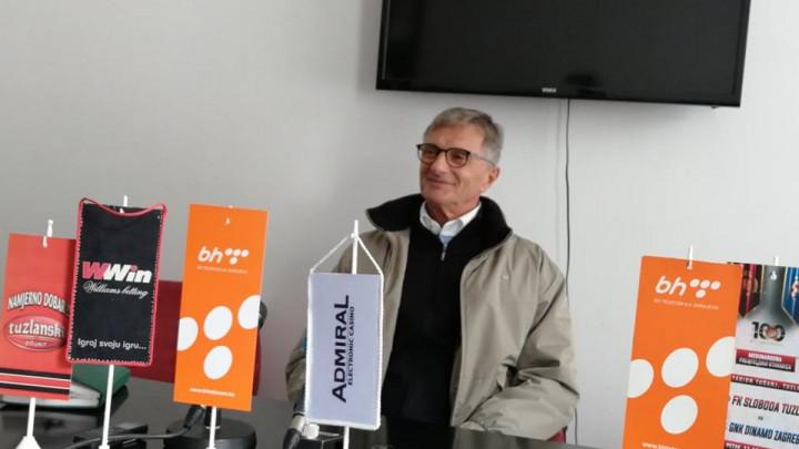 Marijan Bloudek novi trener FK Sloboda