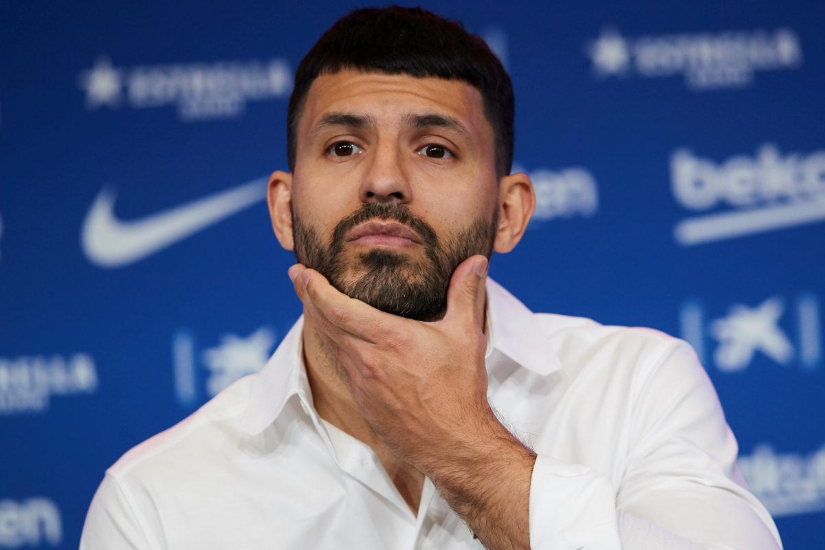 Sada je poznato kada će Aguero debitovati za Barcelonu