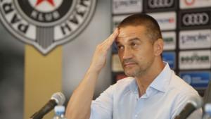 Zoran Mirković ostaje na klupi Partizana