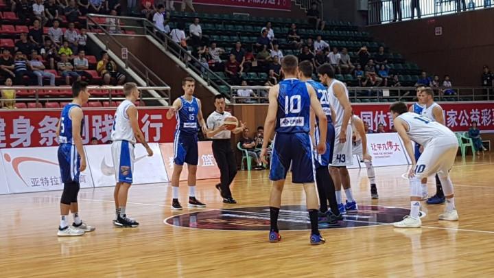 Sigurna pobjeda bh. košarkaša za kraj turneje u Kini