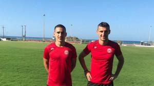 Lazić postigao prvi gol za grčki Platanias