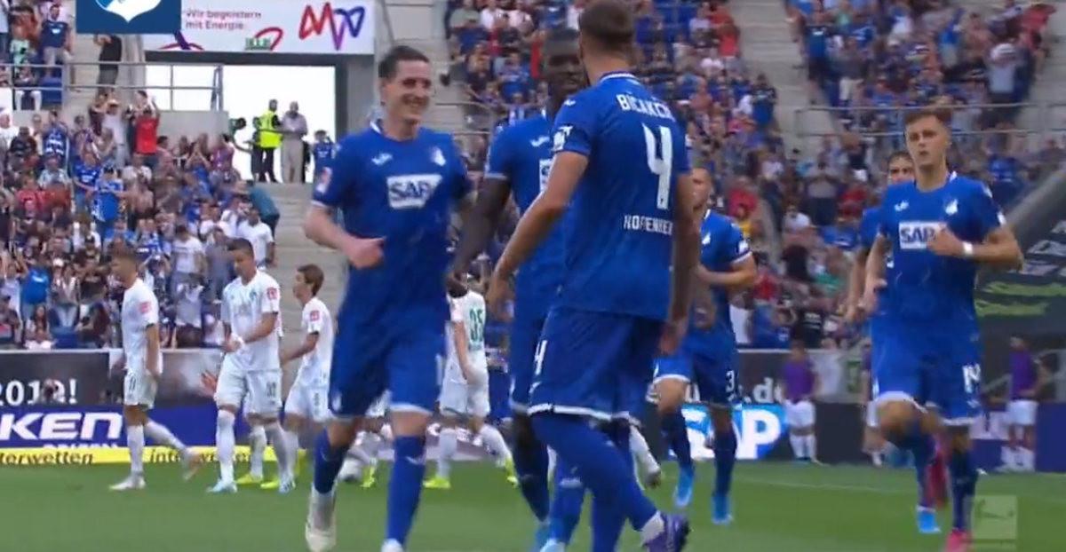Sjajan gol Ermina Bičakčića protiv Werdera
