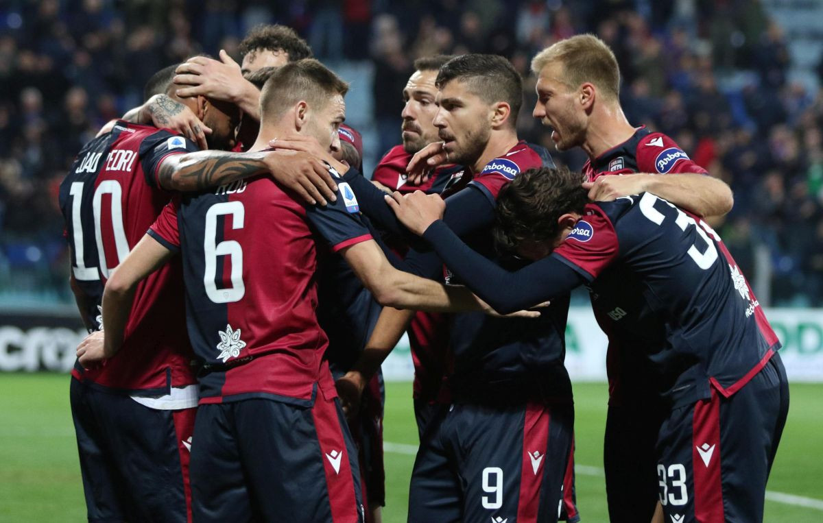 Gospodski potez fudbalera Cagliarija