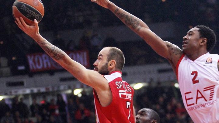 Olimpia Milano razbila Olympiacos u Pireju