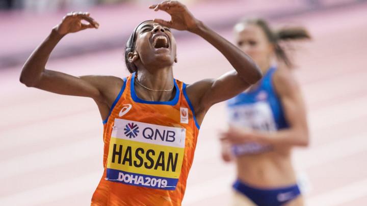 Sifan Hassan nova prvakinja svijeta na 1500 metara