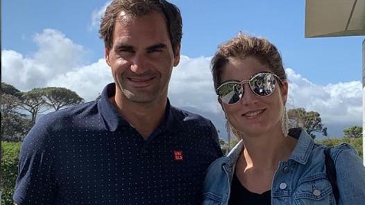 Đoković rasturio izazov, Federer ne smije: Mirka je stidljiva...