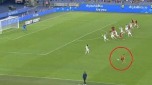 Nevjerovatno kako su Pellegrini i Cristante izigrali ekipu Sassuola: Svi su čekali centaršut...