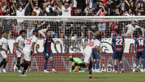 Nevjerovatan rezultat na meču Seville i Levantea