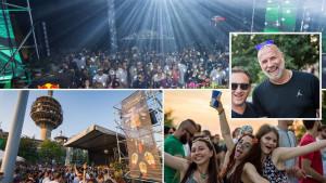 Sergej Barbarez stigao u Sarajevo, pa uživao na velikom partyju na Humu