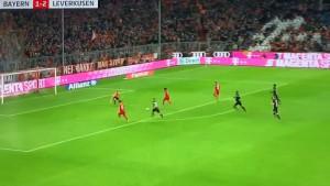 Nevjerovatno je da igrači Bayerna ovo nisu uspjeli pretvoriti u gol