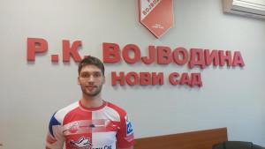 Još jedan igrač napustio RK Borac: Rađenović u Vojvodini
