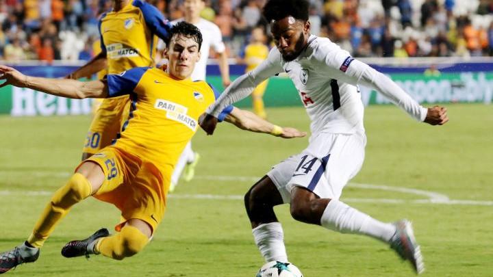 Monaco doveo igrača Tottenhama
