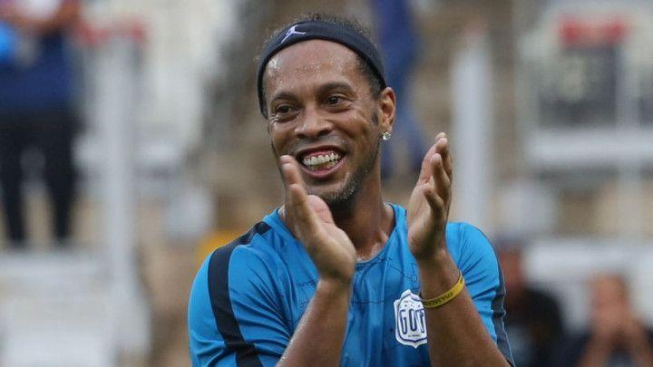 Šta je to Ronaldinho uradio sa svojom bradom?