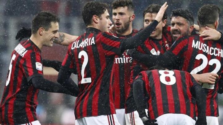 Laxalt zadužio sedmicu u Milanu